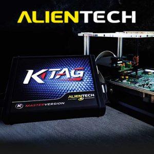 Thiết bị lập trình hộp ECU Alientech